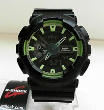 NEW CASIO G-SHOCK BIG CASE WORLD TIME WATCH GA-110LY-1A