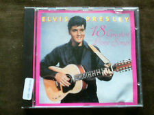 Ncb CD  ELVIS PRESLEY  18 Greatest Love Songs  von ELVIS PRESLEY (1987)