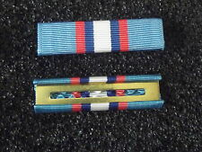 K6 US Air Force Outstanding Air Man of the Year Award Ordensspange Ribbon Bar