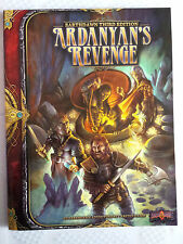 Ardanyan's Venganza Tierra Amanecer Flaming Cobra Earthdawn Cobra Earthdawn: