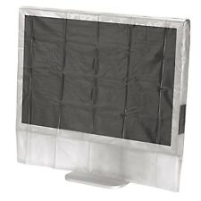 """Hama Transparent Widescreen 20""""/22"""" Monitor & TV Dust Cover - BRAND NEW"""