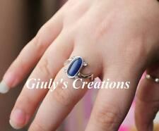Anello SOLARE di ELENA GILBERT ispirato The Vampire Diaries lapislazzuli ring