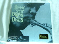 SONNY STITT Blows the Blues Lou Levy Mel Lewis 200 gram 45 rpm SEALED 2 LP