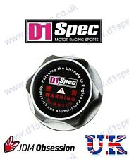 D1 SPEC FORGED OIL FILLER CAP SILVER FOR LEXUS ALTEZZA IS200 IS250 CT200 JDM