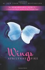 Complete Set Series - Lot of 4 Wings books by Aprilynne Pike April Lynne YA Fic