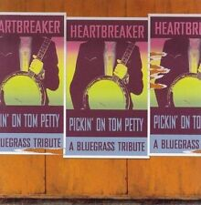 Pickin' on Tom Petty: Heartbreaker -- A Bluegrass Tribute by Various Artists (CD