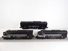 Lionel O Scale F3 ABA New York Central Diesel Set 6-14552 & 6-14555 Command
