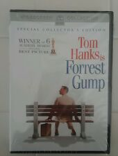 Forrest Gump Starring Tom Hanks Dvd Widescreen 2 Disc Special Collectors Edition