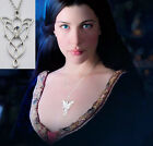Fashion Chic LOTR Lord Of The Rings Hobbit Arwen Evenstar Pendant Necklace