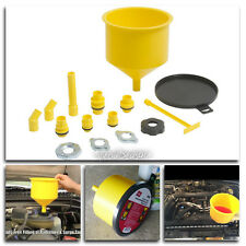 Spill Free Funnel Complete Kit NEW IMPROVED Version Automotive Air Pockets Pro