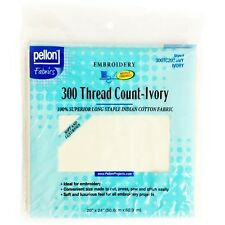 Pellon 300 Thread Count Cotton Fabric For Embroidery - 175906