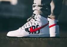 DS Nike UNDFTD x Dunk Lux 1985 Size 9 US RARE Yeezy Bred Supreme
