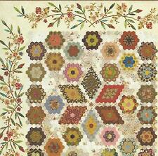 Handfuls of Scraps antique quilt patterns by Edyta Sitar of Laundry Basket Quilt