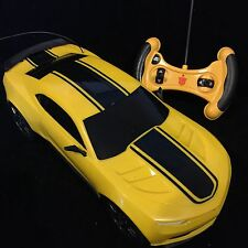 Bumblebee Transformers Robot Remote Controlled Car Toy For Sale