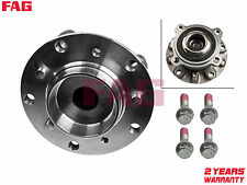 FOR BMW 5 SERIES E39 M5 4.9 FRONT AXLE WHEEL BEARING HUB FLANGE KIT FAG GERMANY