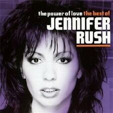 "Jennifer Rush ""The Power of Love-The Best of..."" CD NUOVO"
