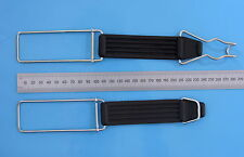 MOTO GUZZI 850 LEMANS 1/2/ 850T3/SPADA BATTERY STRAPS PAIR GENUINE FACTORY