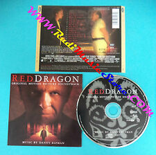 CD Danny Elfman Red Dragon Original Motion Picture Soundtrack 473 248-2 (OST1)