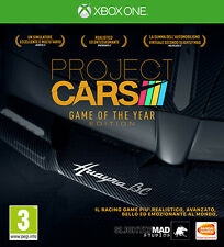 Project Cars GOTY Game Of The Year (Guida / Racing) XBOX ONE IT IMPORT NAMCO