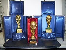 FIFA WORLD CUP TROPHY FROM BERTONI 1974-1994-2002 WITH  ORIGINAL BOX