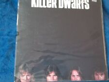 1983 LP BY THE KILLER DWARFS- CAT NO. LAT1178 - AS NEW