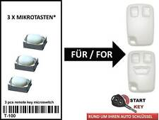 Volvo Funkschlüssel Fernbedienung Schlüssel Tasten Button cle  C40 S40 C70 S70