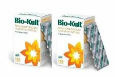 2 X PROTEXIN BIO-KULT ADVANCED PROBIOTIC FORMULA 120 TABLETS BIOKULT YEAST