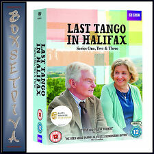 LAST TANGO IN HALIFAX - COMPLETE SERIES 1 2 & 3  **BRAND NEW DVD BOXSET***