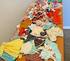 VINTAGE DOLL CLOTHING 271 PIECES CLOTHES AND ACCESSORIES