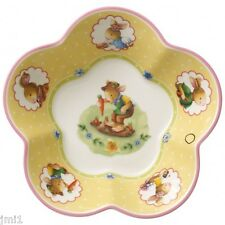 Villeroy & Boch SPRING DECORATION Small Fluted Bowl Bunny Harvests