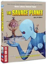 The Savage Planet/The Fantastic Planet/La planète sauvage(1973, René Laloux) DVD