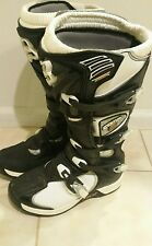 Women's Fox Racing Comp 5 MX Dirt Bike Off Road Motocross Boots Sz 9