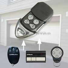 4 Button Sliding cover Garage Door Remote Control Fob Compatible For LIFTMASTER