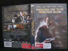 DVD Movie - HOUSE OF THE RISING SUN - As New - Region 4