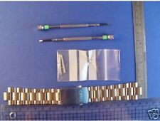 NEW Oris Titanium Band/Bracelet for TT1/Chrono DIVER 82470+2 DIY screw drivers