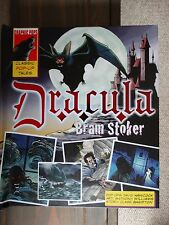 Comic - Bran Stoker - Dracula - Classic Pop-up Tale 2009 Hardcover Like New