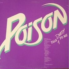 Poison Talk Dirty To Me 1 track US Dj 12""