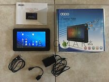 "☀️ Double Power T-711 7"" 4 GB Wi-Fi Black Android Tablet w/Camera microSDHC MINT"