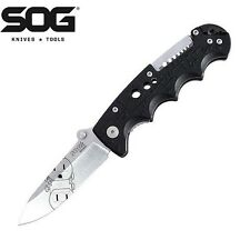 SOG - KILOWATT Folding Knife w/ Wire Stripper EL-01 NEW