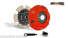 CLUTCH KIT SET STAGE 3 BAHNHOF FOR 90-91 HONDA PRELUDE S SI 4WS 2.0L 2.1L 4Cyl