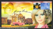 "Thunderbirds ""Lady Penelope"" Collectable Stamp Cover - Signed by Gerry Anderson"