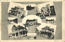 "The ""Beautiful Residences"" of Calgary AB Canada, Multiview Postcard"