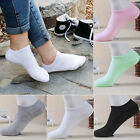 Fashion Candy Color Women Short Ankle Boat Low Cut Sport Socks Crew Casual