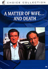 A Matter of Wife... and Death (DVD, 2013)