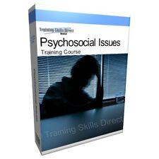 Psicosocial de comportamiento de los temas de psicología Libro formación