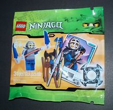LEGO - 5000030 - NINJAGO - KENDO JAY  SET    NEW & SEALED!