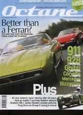 OCTANE MAGAZINE - 'AC ACE'  Issue 52 October 2007