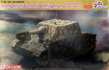 DML WWII German Urban Armour Sturmpanzer Ausf.I als Brummbär Tank Model 1/35
