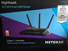 New NETGEAR AC1900 Nighthawk Smart Mbps Kabellos AC Router (R7000)