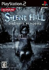 Used PS2 Silent Hill: Shattered Memories Japan Import (Free Shipping)